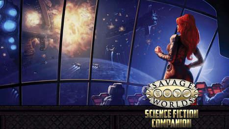 Savage Worlds fait sa rentrée en VF | Jeux de Rôle | Scoop.it