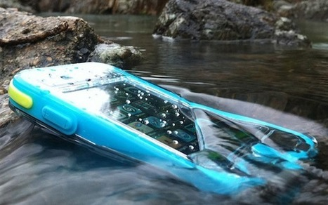 10 Waterproof Smartphone Cases to Prevent Disaster | mrpbps iDevices | Scoop.it