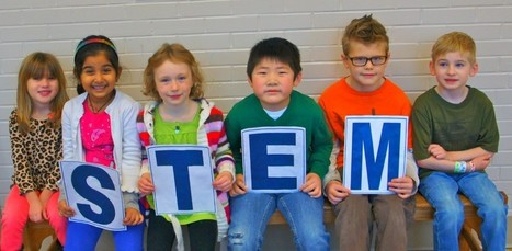 STEM for Elementary School Students - How to Instill a Lifelong Love of Science @JackieGerstein | Transliteracy Network | Scoop.it