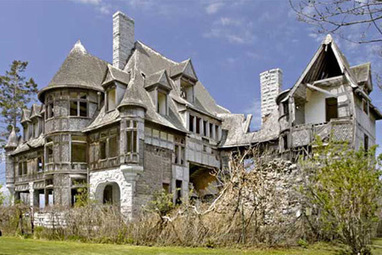 10 Creepy Abandoned Mansions | Strange days indeed... | Scoop.it