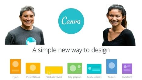 Canva - A New Way To Revolutionize Designing - Voniz Articles | Tech News Voniz Articles | Scoop.it