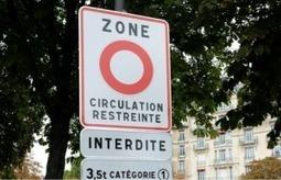 Evaporées les Zapa, place aux zones à circulation restreinte | Déplacements-mobilités | Scoop.it