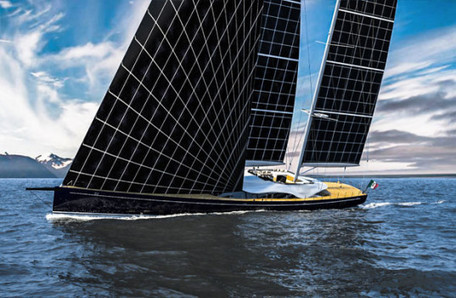 Helios concept yacht harvests solar power to explore the world's high seas | Systemic Innovation & Sustainable Development | Scoop.it