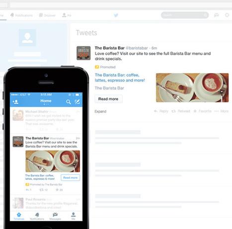 Twitter lance les Website Cards pour tous - #Arobasenet | Outils | Scoop.it