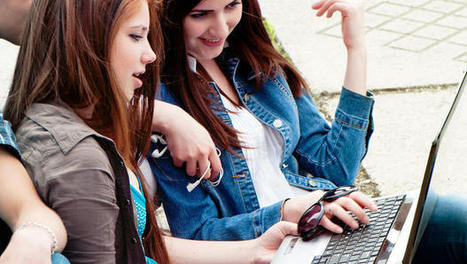 The 15 Countries Where The Most Young People Are Online | e-Learning | Scoop.it