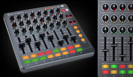 Novation LaunchControl XL Released at Summer NAMM | DJing | Scoop.it