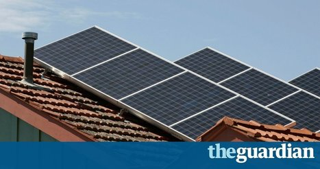 Australians have spent almost $8bn on rooftop solar since 2007, says report | Farming, Forests, Water, Fishing and Environment | Scoop.it