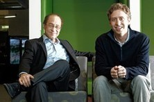 Father and Son Peer Into the Future of Tech | Artificial Intelligence in the Future | Scoop.it
