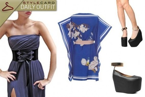 Daily Outfit: Oriental | StyleCard Fashion Portal | StyleCard Fashion | Scoop.it