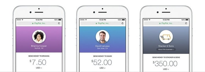 PayPal Announces Launch of PayPal.Me Peer-to-peer Payments Similar to Square Cash or Bitcoin Wallets - Bitcoin Magazine | money money money | Scoop.it