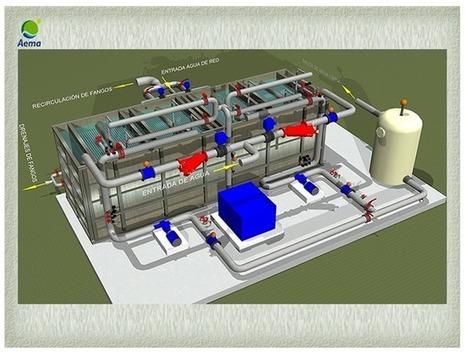 Diseño de plantas depuradoras Archives - Aguas Industriales | Biochemical Engineering | Scoop.it