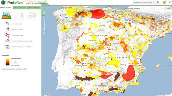 Geoinformación: ProteGeo: La tecnología ESRI al servicio del Medio Ambiente | #GoogleMaps | Scoop.it