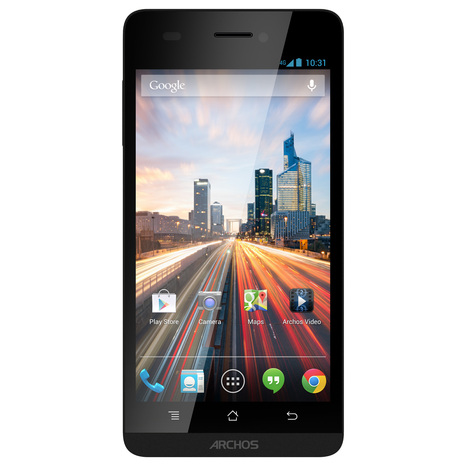 ARCHOS to show off two new 4G phones at CES - AndroidGuys | 4G Times | Scoop.it