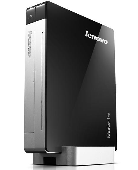 DailyTech - Lenovo Announces World's Smallest Desktop PC, The IdeaCentre Q180 | Technology and Gadgets | Scoop.it