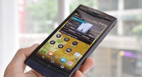"بالفيديو ""Signature Touch"" أغلى هاتف أندرويد بـ 22 ألف دولار - وادى مصر | برامج اندرويد | Scoop.it"