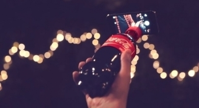 Coca-Cola Israel Designs First-Ever Selfie Coke Bottle | Illuminating Brand and Culture | Scoop.it