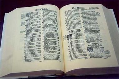 Livro, revista, brochura: Glossário da terminologia do livro   LEITURAS   Scoop.it