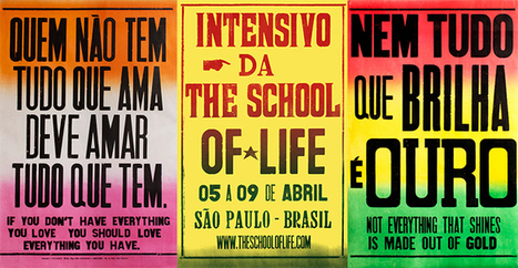 The School of Life comes to Brazil | Life in Brazil | Scoop.it