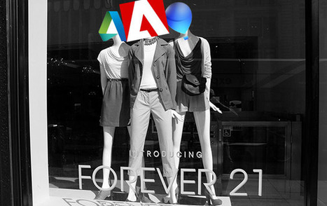 Adobe Files Lawsuit Against Forever 21 for Pirating Copies of Photoshop | New Technology | Scoop.it