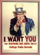 Histoire des Arts. - [ ]   histoire des arts collège Anglade   Scoop.it