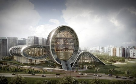 Form4 Architecture Awarded First Place for New Cultural Center in Taiwan - ArchDaily | All about Architecture | Scoop.it