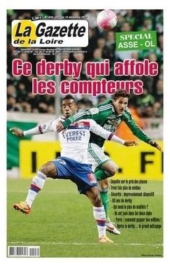 ASSE vs LYON : Ce derby qui affole les compteurs. - Infos du jour : Toute l'actualité de l'ASSE | Ligue 1 football | Scoop.it