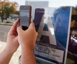 France goes QR code in Paris and Avignon | QR Code Art | Scoop.it