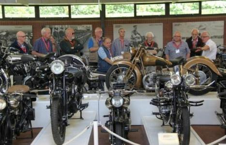 Papworth Trust Disability Charity have a fantastic day out here - National Motorcycle Museum, Birmingham Traveller Reviews - TripAdvisor | Accessible Tourism | Scoop.it