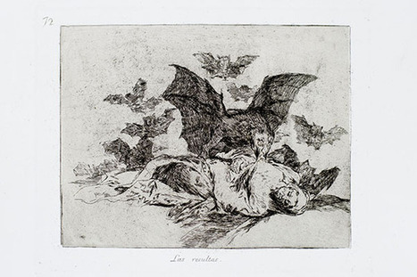 Tomlinson to discuss 'Goya's Imagery of War' at Old College Gallery - University of Delaware | the black paintings | Scoop.it