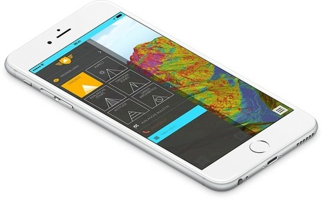 MOBILE 3D SKI MAPS FOR EVERY ADVENTURE | web@home    web-academy | Scoop.it