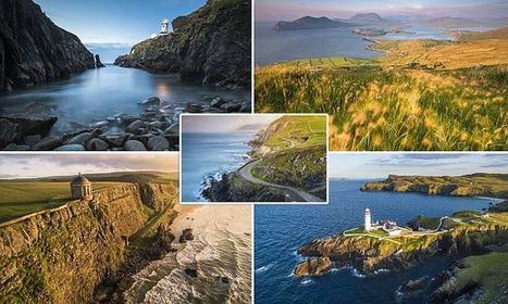 Stunning Photographs Of Ireland Capture Its Breathtaking Coastline | Everything from Social Media to F1 to Photography to Anything Interesting | Scoop.it