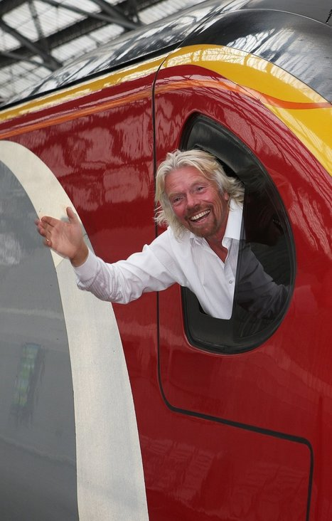 Richard Branson's 4 Rules For Making Difficult Decisions | Leadership | Scoop.it