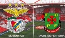 Golos Benfica 3 vs 0 Paços de Ferreira – 9ª jornada | Vídeos do Glorioso - Benfica | Golos Benfica | Scoop.it