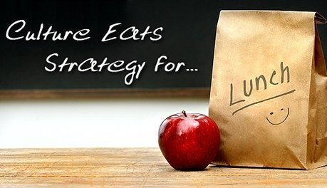 Culture Eats Strategy by Daniel Gallagher | Education | Scoop.it
