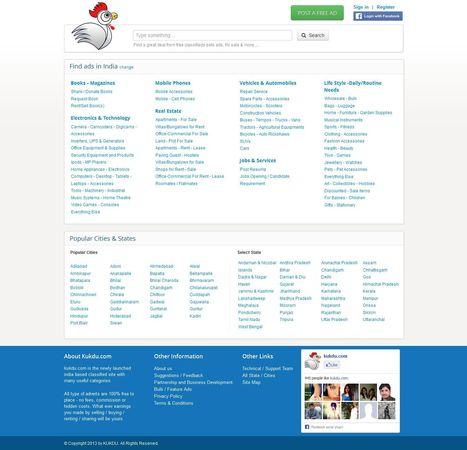 Classifieds.kukdu.com   Free Classified site India   Scoop.it