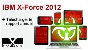 IBM X-Force 2012 – Publication de mars 2013 | Sécurité informatique | Scoop.it