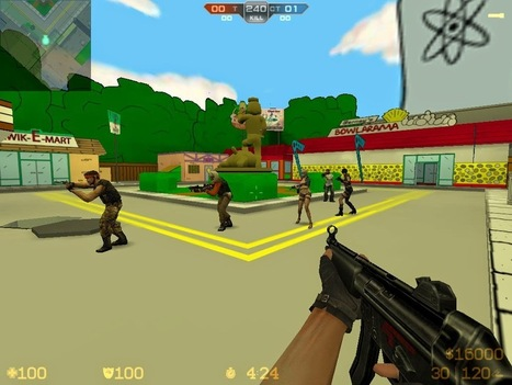 Counter Strike Extreme v7 Full Game Download - asimBaBa | Free Software | Free IDM Forever | Free PC Games Full Version | Scoop.it