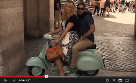 Linda de Mol in het zonnige Rome | LINDA. nieuwsblog | Good Things From Italy - Le Cose Buone d'Italia | Scoop.it
