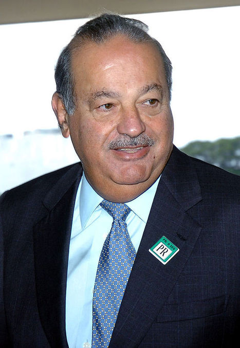 Ignoring Charges Of Conflict Of Interest, Mexico's Senate Passes Anti-Monopoly Law Against Billionaire Slim's Telecom Empire | Mexico Supply Chain Leaders | Scoop.it
