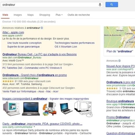 #SEO : quand Google s'accapare le trafic ! | Informatique | Scoop.it