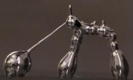 Du métal liquide... à imprimer en 3D | Fab(rication)Lab(oratories) | Scoop.it