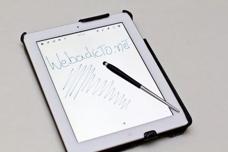 Las 5 Mejores Apps para Tomar Nota en el iPad | Las Tabletas en Educación | Scoop.it