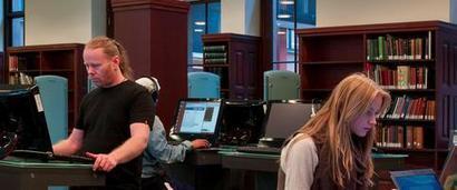 En Norvège, la bibliothèque nationale met en ligne gratuitement la totalité de sa collection | Un nouveau monde en construction | Scoop.it