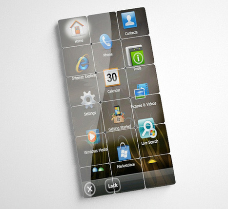 Mobikoma Concept Phone & Tablet by Kamil Izrailov | Mobikom Mobile | NewHiTechGadgets | Scoop.it