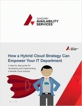 How a Hybrid Cloud Strategy Can Empower Your IT Department | Cloud Storage | Small Business Resources | Scoop.it