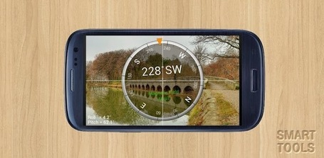 Boussole - Smart Compass - Applications Android sur Google Play | Android Apps | Scoop.it