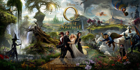 Bluray- Download Oz The Great and Powerful Movie - Director Sam Raimi Receives | Download Oz the Great and Powerful Movie | Scoop.it