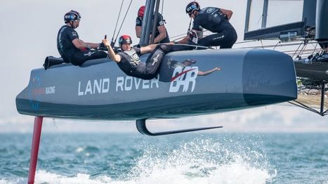 The Tech helping Sir Ben's 'Flying' Boat go even Faster   Technology in Business Today   Scoop.it