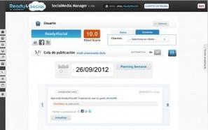 Ready4Social, gestión de redes sociales y curación de contenidos ... | Xarxes, plataformes socials i aplicacions | Scoop.it