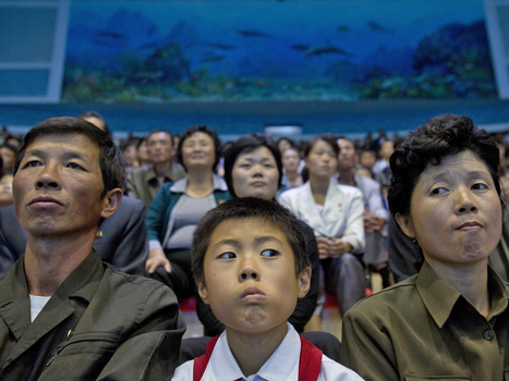 North Korea rejects talks with South's 'puppet regime'   The New Korean War   Scoop.it